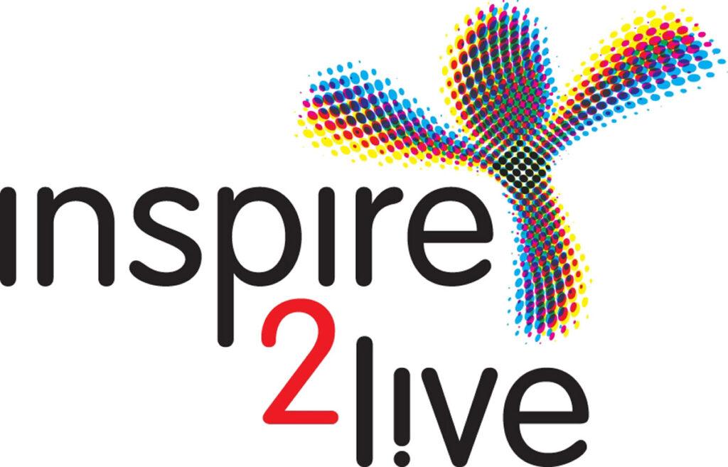 Inspire 2 Live Logo