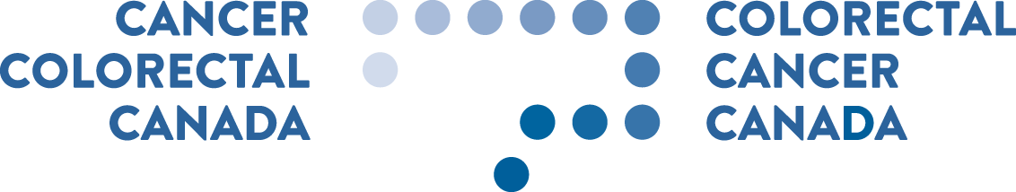 Cancer Colorectal Canada Logo