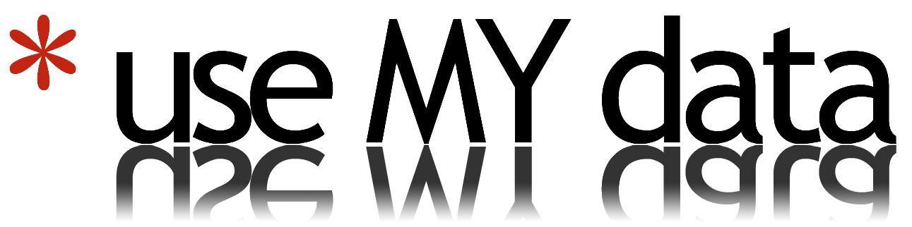 Use MY Data Logo